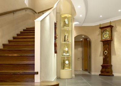Halle und Treppenhaus