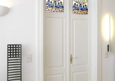 Türe Esszimmer/Wohnzimmer